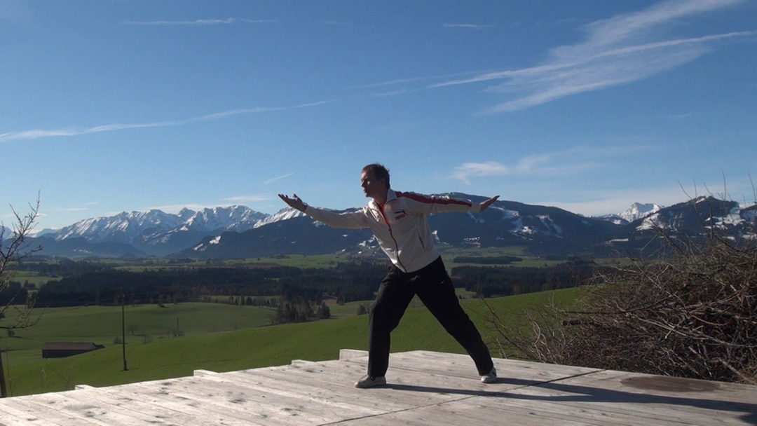 fruchtbare Pause mit Qi Gong