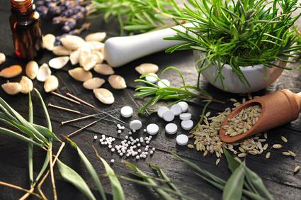 Nahrungsmittel in der Naturheilkunde